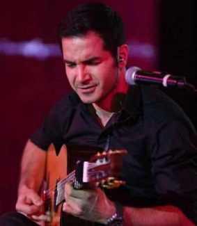 محسن یگانه کویر